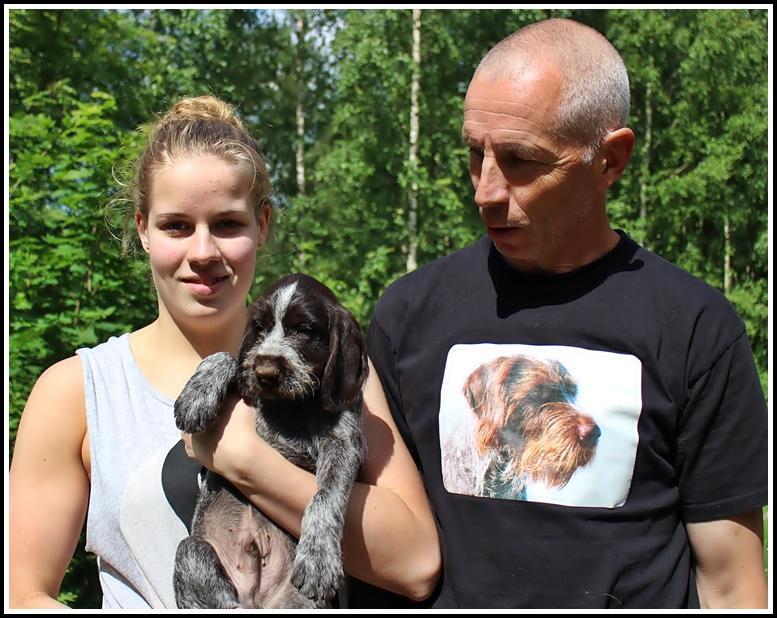 Mizka, Markku ja Johanna